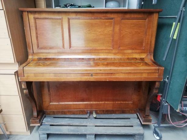 Pianino przedwojenne J. Grosspietsch Breslau