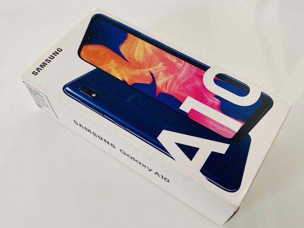 Samsung Galaxy A10 niebieski / blue, nowy, gwarancja !