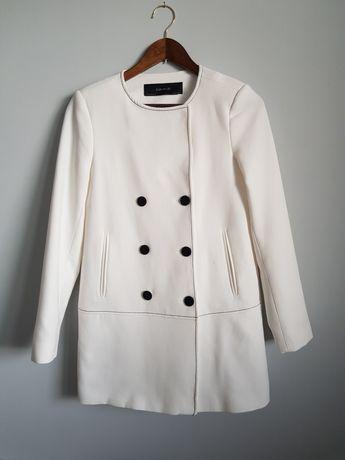 Biała marynarka Zara, rozmiar XS
