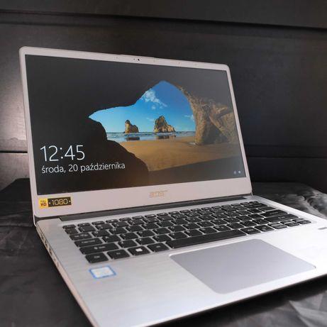 """Laptop Acer Swift 3, 14"""" FHD IPS, 12GB ram, Intel i3, 256 SSD, win 10"""