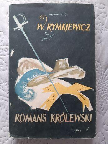 Romans królewski Rymkiewicz