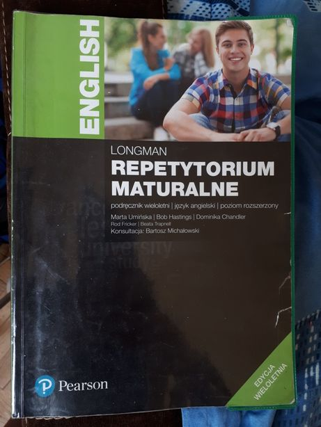Repetytorium maturalne english longman