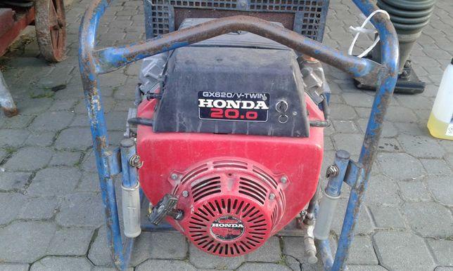 Agregat HONDA prądotwórczy firmy GEKO 9000 ED AA 9kw