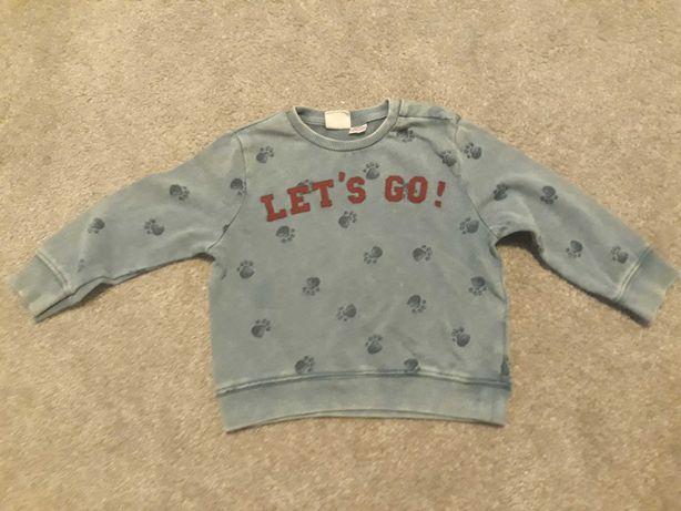 Bluza Zara w rozmiarze 92, 18-24 miesioce