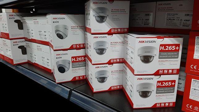 Dystrybutor Hikvision Monitoring Kamery P2P chmura Olsztyn Wysyłka