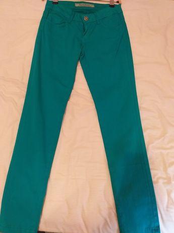 Calças de ganga verde da Tiffosi (por estrear)