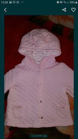 Кофта стеганная, куртка, ветровка