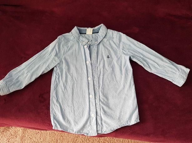 Ubrania dla chłopca 86 rozmiar.( H&m)