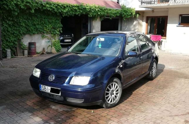 VW Bora 2001 1.9TDI 130km hak