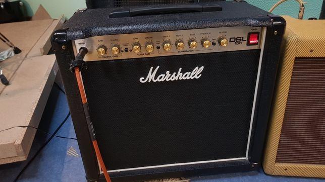 Marshall DSL15C valvulado venda/troca