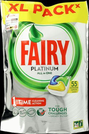 Fairy tabletki kapsułki do zmywarki