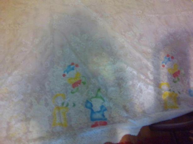 Sprzedam bardzo ladna okazała firanke do dziecinnego pokoju