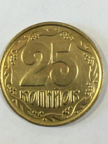25 копеек 1992г бублики