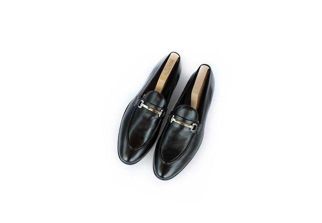туфли лоферы Rosso Brunello мокасины кожа италия оригинал