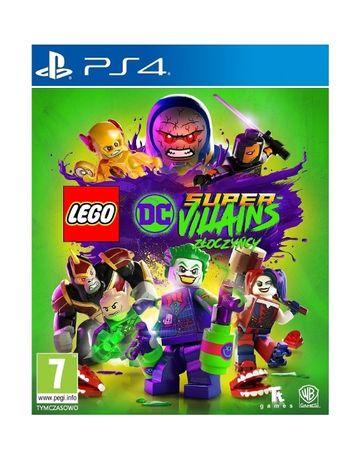 LEGO DC Super Villains Złoczyńcy PL PS4 UNIBLO Łódź Marynarska 2