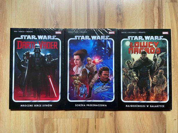 Star Wars: Ścieżka przeznaczenia,Darth Vader,Łowcy nagród
