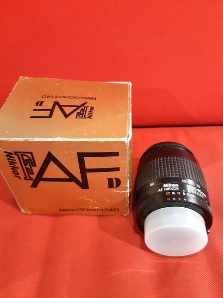 Objectiva Nikon 35/80 mm Japonesa