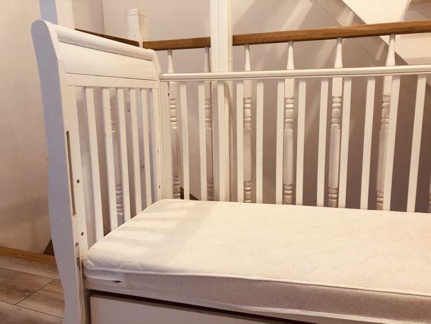 Drewniane łóżeczko Troll Romantica