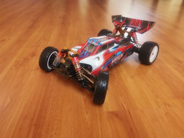 Carro RC Buggy XKS Wltoys 104001 Li-po 4x4 escala 1:10