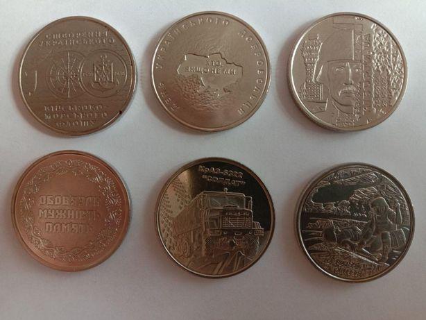 Монети 10 грн Монети 10 грн