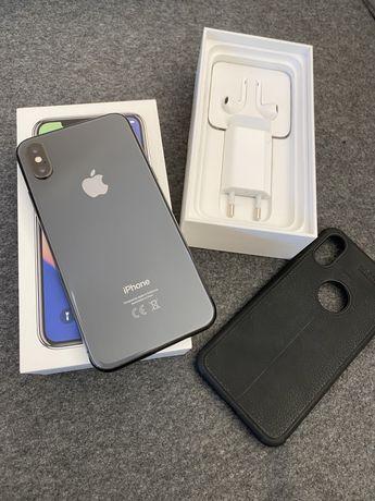 Iphone X 64GB Space Gray, stan bardzo dobry!