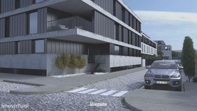T2 condomínio fechado com piscina - Ofir