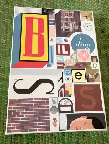 BD building stories Chris ware