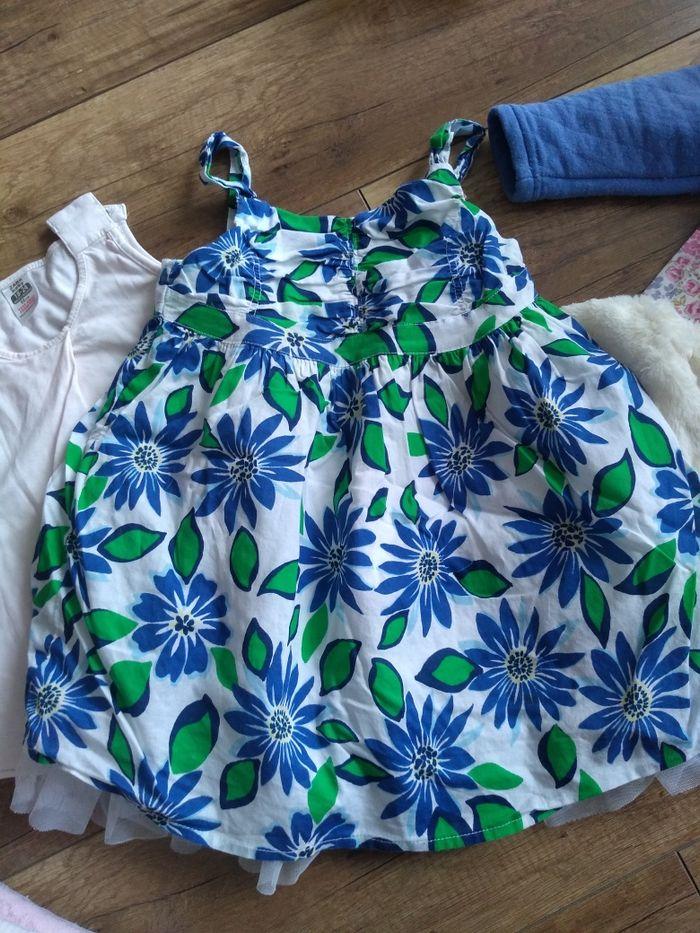 Ubranka 1'5 ,2 latka sukienki ,bluzki ,bolerko Łódź - image 1
