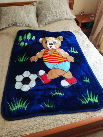 Мохнатое одеяльце