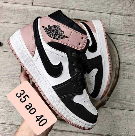 Sapatilhas Nike Air Jordan Rosa