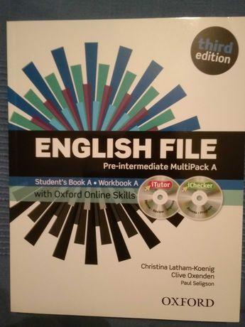 English File Pre-intermediate Student's Book A