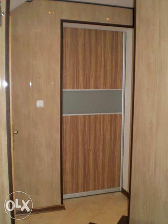 Drzwi przesuwne 262x101 cm