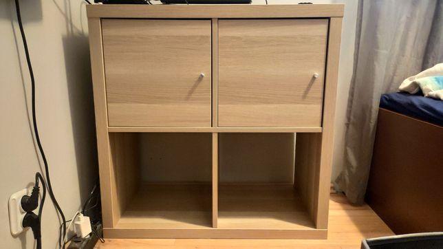 Regał kallax Ikea 77x77cm