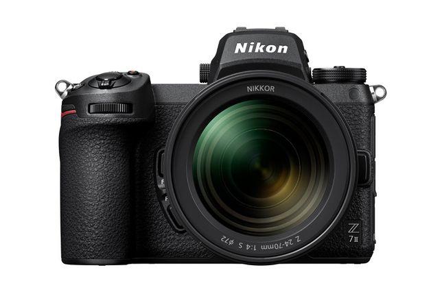 Nikon Z7 II zestaw z obiektywem 24-70 f4 NOWY