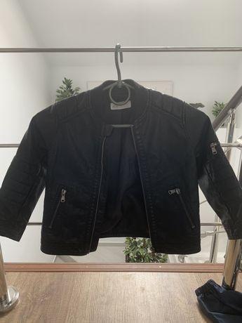 Кожанная куртка H/m