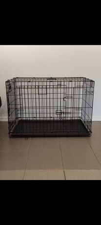 Klatka kennel dla psa
