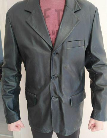 Pierre Cardin кожаная куртка