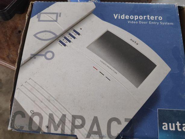 Monitor vídeo porteiro Compact