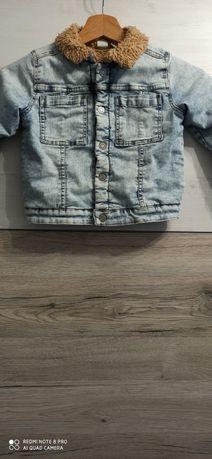 Kurtka zimowa h&m kurtka jeansowa h&m