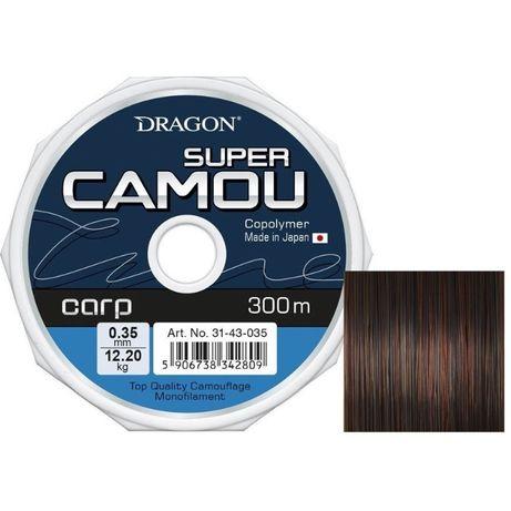 Żyłka Dragon Super Camou Carp 300m 0.32mm