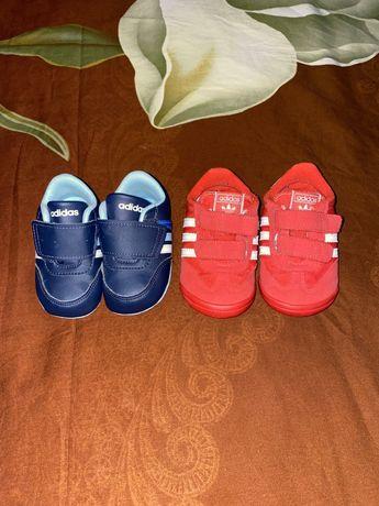 Кроссовки, ботинки Adidas оригиналы 19-20р