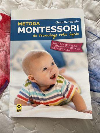 Metoda Montessori do trzeciego roku życia Poussin
