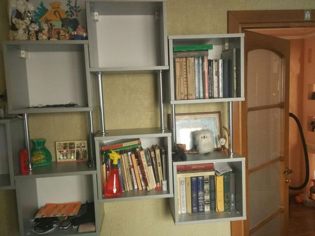 Мебель для комнаты. Система Braun