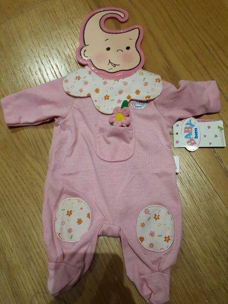 Body baby born ubranko dla lalek