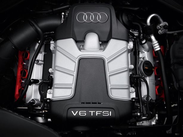 Разборка двигателя мотора Audi 3.0 v6 tfsi eaton caja,ccaa,cgwa,ea837