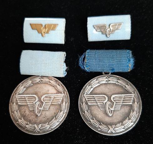 Kolej - Medal-Niemcy-DDR