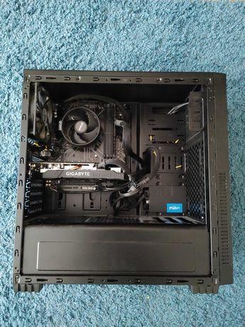 Komputer stacjonarny z GeForce GTX 1660!