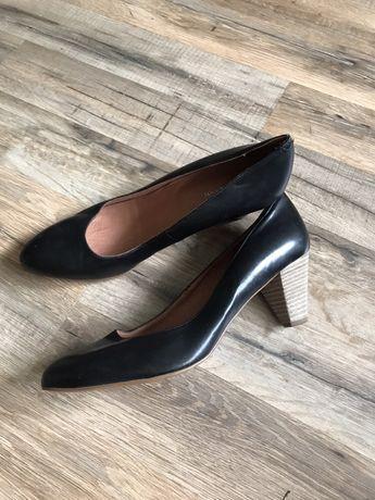 Кожаные туфли Roberto Santi р.41 сток