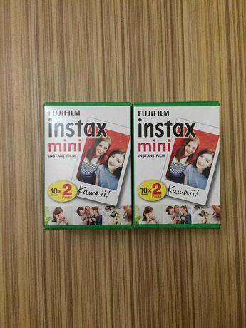 Кассеты/картридж для fujifilm instax mini 7 8 9 11  (10*2)2шт
