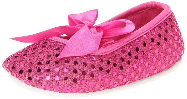 Stride Rite Little Girls' Sequin Ballet Slipper